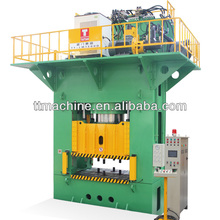 Hydraulic Molding Press Machine 1500T for Water Tank
