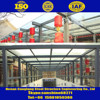 constructions companies of steel structure for car parking