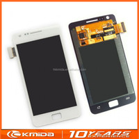 Lower Price phone parts For samsung galaxy s2 4g i9210 lcd with frame