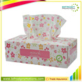 Custom Printed Facial Tissue