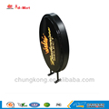 New product Round rotating outdoor led advertising cinematic light box