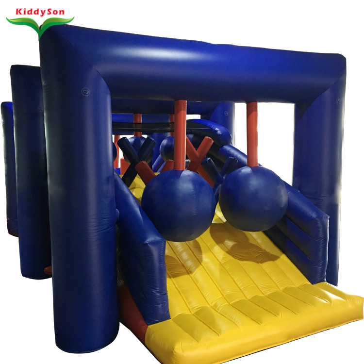 inflatable big swing hammer game for adults ,inflatable sports game