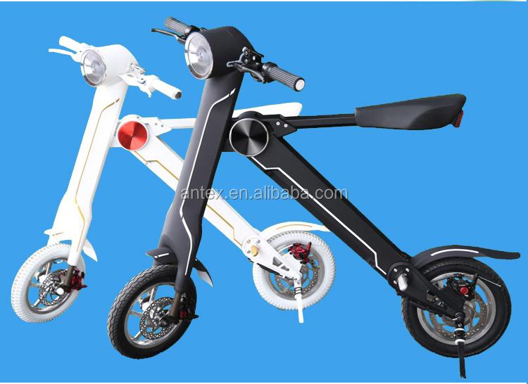 new style folding electric bike adult mini fast foldable. Black Bedroom Furniture Sets. Home Design Ideas