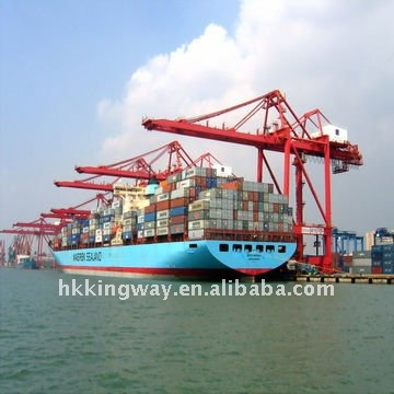 international logistic shipping company in china