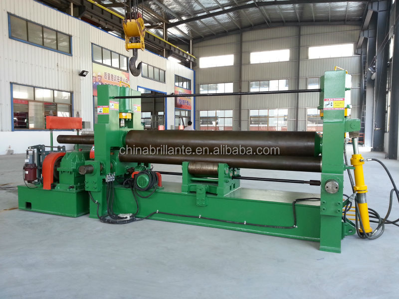JIANGSU NANTON: BRILLANTE: W11 mechanical <strong>plate</strong> <strong>rolling</strong> <strong>machine</strong>/<strong>W11s</strong> hydraulic metal <strong>rolling</strong> machin