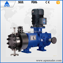 High precision electric chemical dosing pump for sale