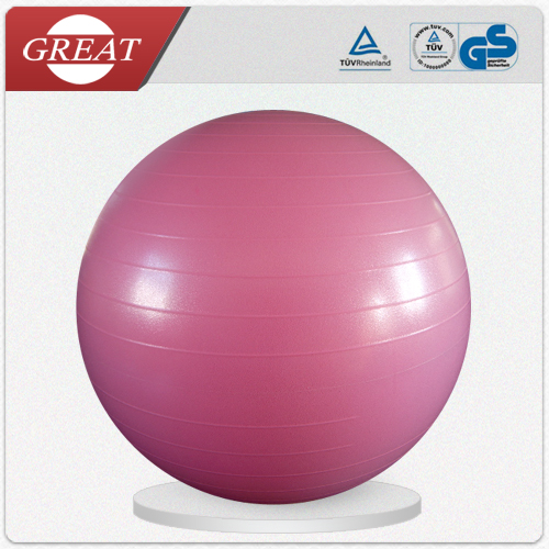 45CM PVC Gym Ball Pilates Kids Gym Ball Best Yoga Balls