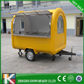 Mobile food cart for sales,food van/street food vending cart for sales,hot dog car
