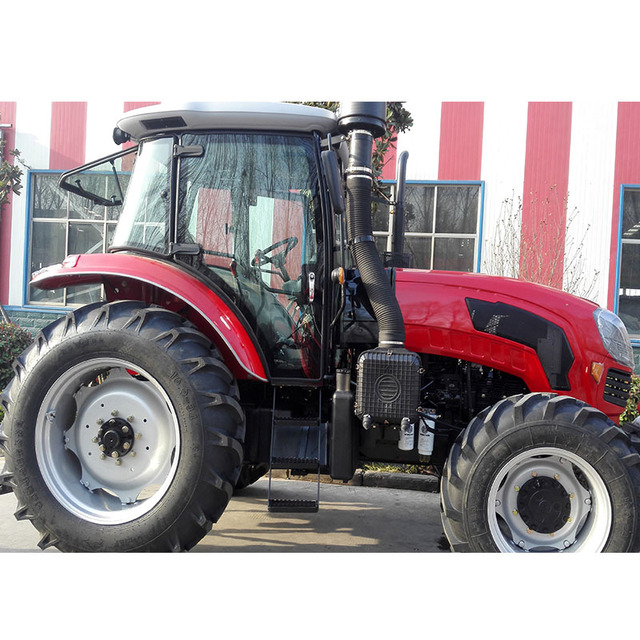 Best price china manufacturer agricultural 150HP wheeled tractor machine