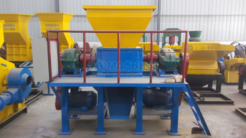 Recycling waste metal Alumium Cans Scrap Crusher/Tin Cans Crusher With CE approval