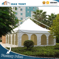 Top quality drapes for tent