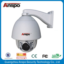 Guangzhou Anspo Indoor/Outdoor Security Camera System 1.3MP Intelligent High-Speed Dome IR AHD Camera