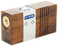 Best selling products in America 510 thread Wooden ETERNAL Mellody Box MOD vapor