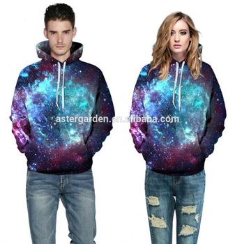 Hot sale 3D star printed baseball uniform lovers clothes plus-size Hoodies & Sweatshirts