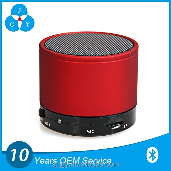 out door 2017wireless portable bluetooth speaker with led light,super bass speaker