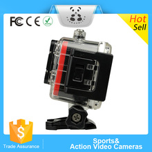 Support 1080P full - HD Water - resistant casing action camera accessories