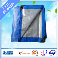waterproof PE tarpaulin/800D PE Coated Polyester Fabric for car roof bag