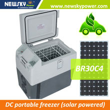 mini portable car refrigerator solar powered portable refrigerator electric mini travel freezer