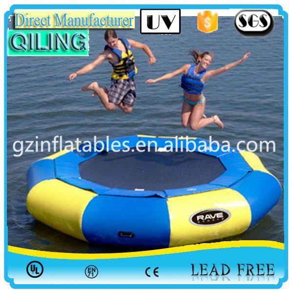 Most popular sports entertainment cheap sungear water trampoline on sale