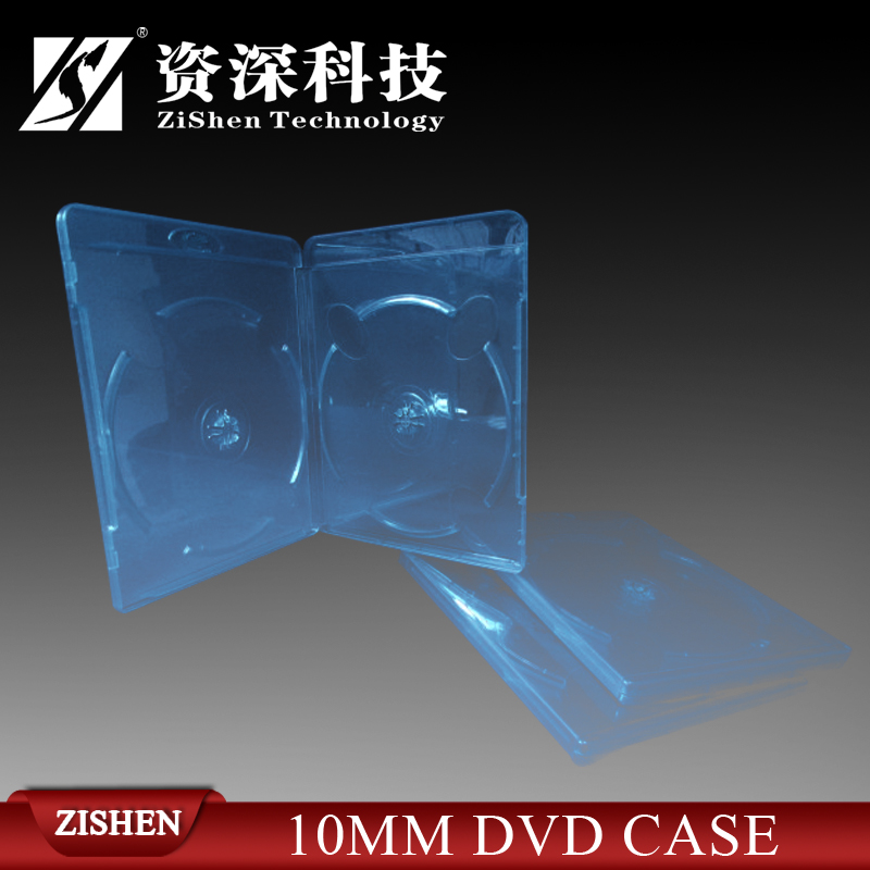 10Mm Black Blu Ray Cases