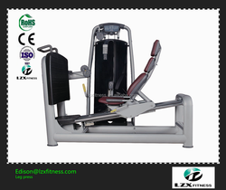 Exercise Equipment / LZX-2017 Horizontal Leg Press / Commercial Fitness Equipment DEZHOU
