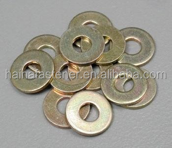 F436 circular washers-Hardened steel flat washer