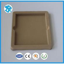 Disposable Insert Thermoformed Packaging Plastic Component Electronic Flocking Blister Tray