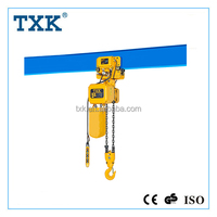 TXK 5ton upgrade electric chain hoist converter speed optional