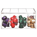 4 Compact Coffee Capsule Organizer Nespresso Coffee Capsule Holder Acrylic Coffee Capsule Holder