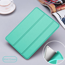 Soft Cover Case For Apple Ipad Air 1, High Quality Magnets Smart Case For Ipad Air2 Pro 10.5