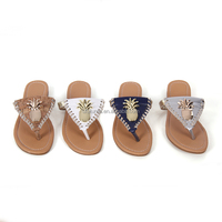 Wholesale New Design Pineapple Slipper