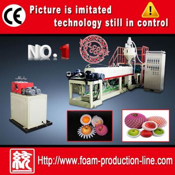 PE Foam Fruit Net Machine(TYEPEN-75)
