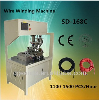 High-efficiency Automatic Cable Making Equipment for Coil Winding
