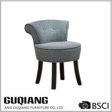 High Quality Bedroom Makeup Stool Living Room Children Chair Pedicure Chair In brief Anique Style