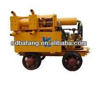 High quality Mining Double fluid piston grouting pump for sale