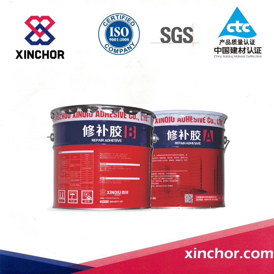 XQ-XB Two component epoxy resin adhesive for concrete surface repair