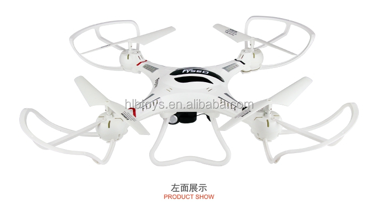 2.4G RC Quadcopter with WIFI Camera,RTF Radio control Copter VS X8W