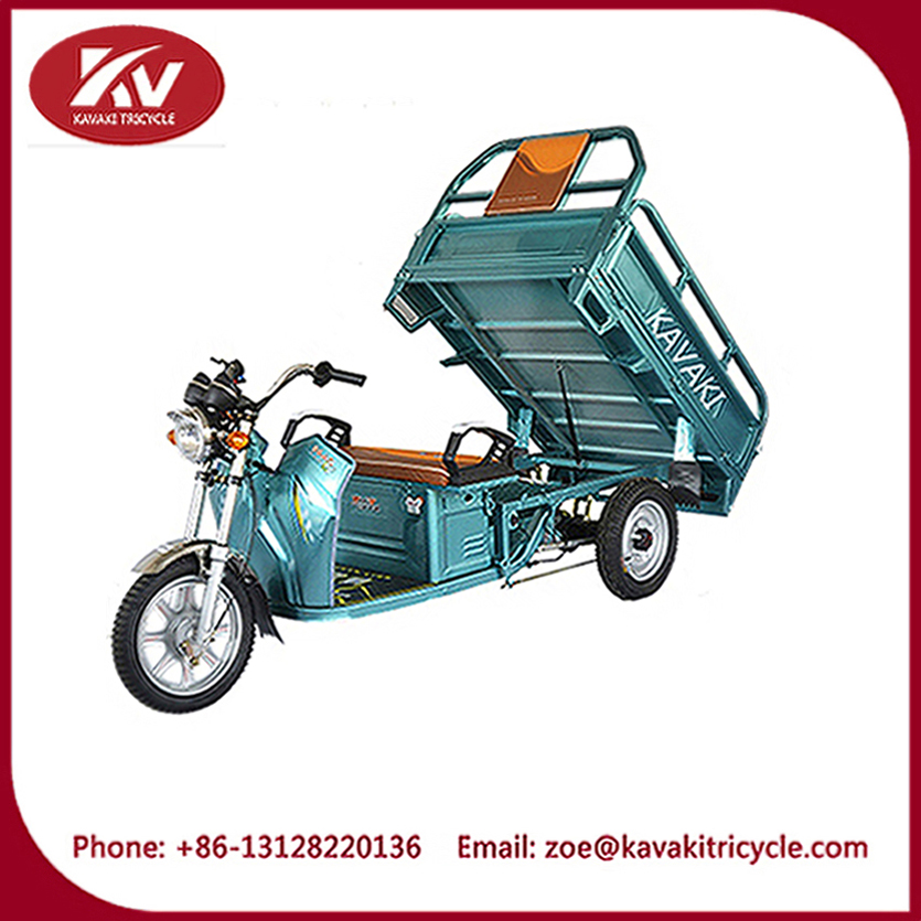 battery operated trike three wheels electric trike with storage battery batteries for cargo and express delivery