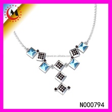 2015 GOOD MARKETING STATEMENT NECKLACE FOR BEAUTY GIRL