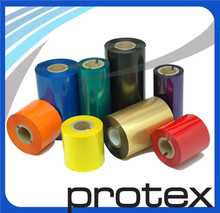 Japan good quality Thermal Transfer Ribbon Ink material Wax Typewriter ribbon for Barcode Label Printer