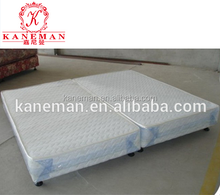 Factory direct boxspring King Size bed base Mattress Foundation for hotel