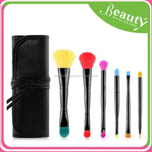 rose gold makeup brush ,SY077 cheap makeup brush kit
