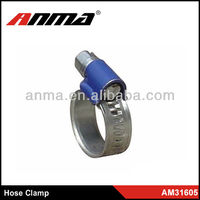 American stainless steel metal hose clamps manufacturer with handle in China