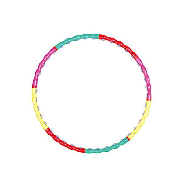 High quality weighted hula hoop ring with magnet
