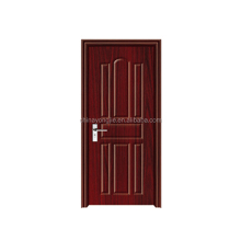Hot sale good quality Position Interior plastic pvc door manufacture