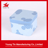 Children gift packaging tin box