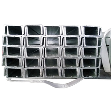 Q235 SS400 dimensions galvanized metal stainless building steel c channel