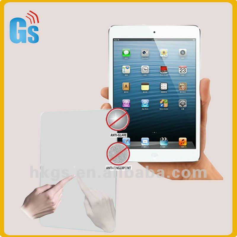 Front mirror screen laptop protector for iPad mini
