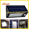 32 Leds Top Solar Motion Manufacture Led Outside Waterproof Wall Light