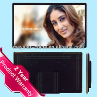 "Lowest price 2 year warranty 32"" hd multimidea wall information kiosk for india"